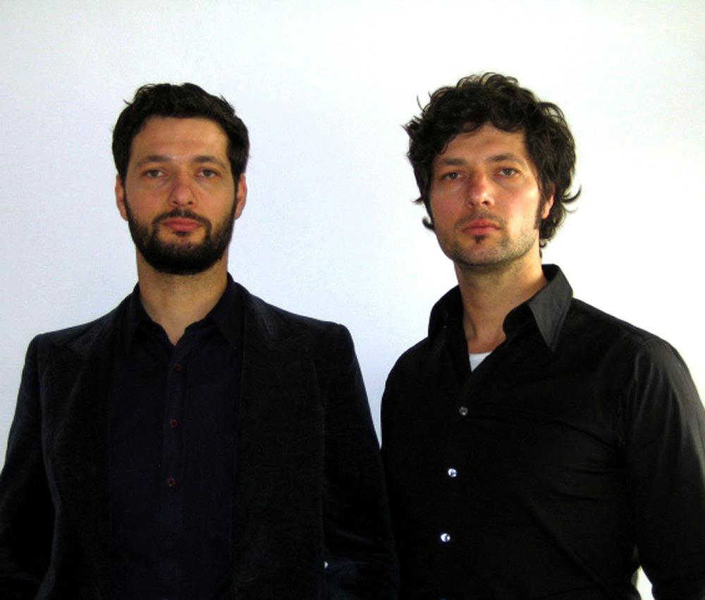 Gert and Uwe Tobias