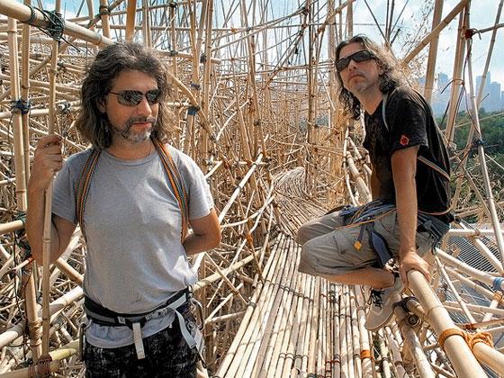 Doug & Mike Starn