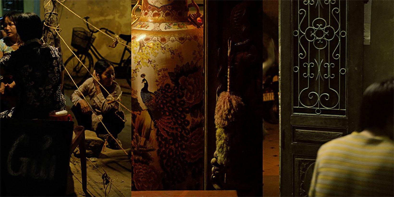 Sherman Ong's Series HanoiHaiku, Monsoon and Spurious Landscapes