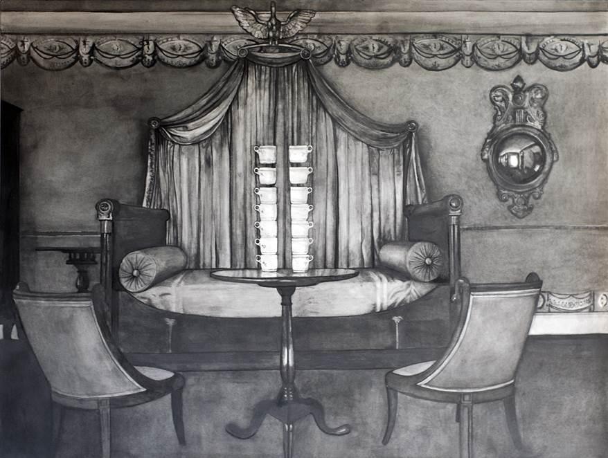 Article_Photo_DanePATTERSON_Artwork_Hypothetical Arrangement for the Morris-Jumel Mansion #2