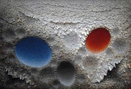 Aggregation 10 – MY016 BLUE AND RED