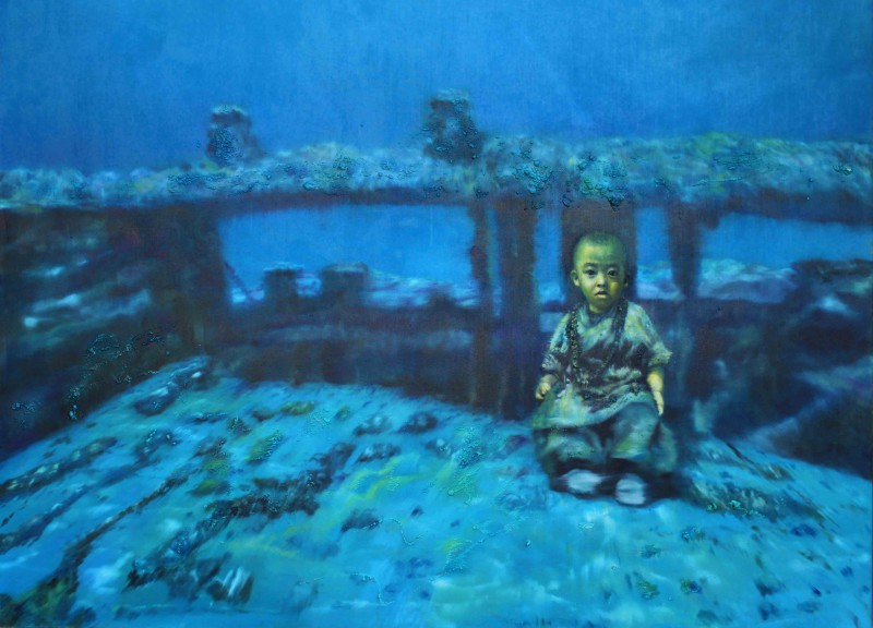 Introducing two exclusive works by Li Tianbing