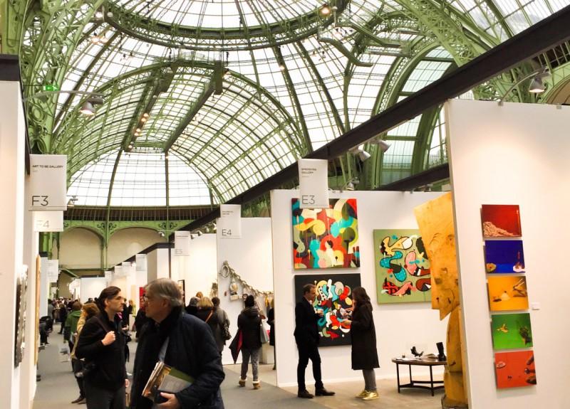 2016 Art Paris Art Fair Focuses on South Korea