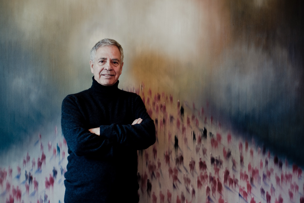 Looking for the contemporary: An interview with Collector Sylvain Levy contemporary - Article Photo ArtAndOnly Collector Interview Levy 1 - SYLVAIN LEVY LOOKS FOR THE CONTEMPORARY