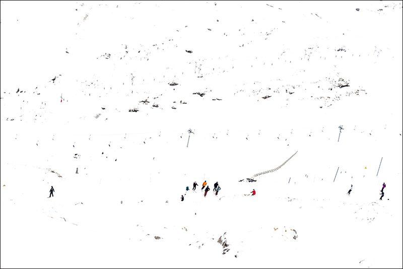 Skiers 4447