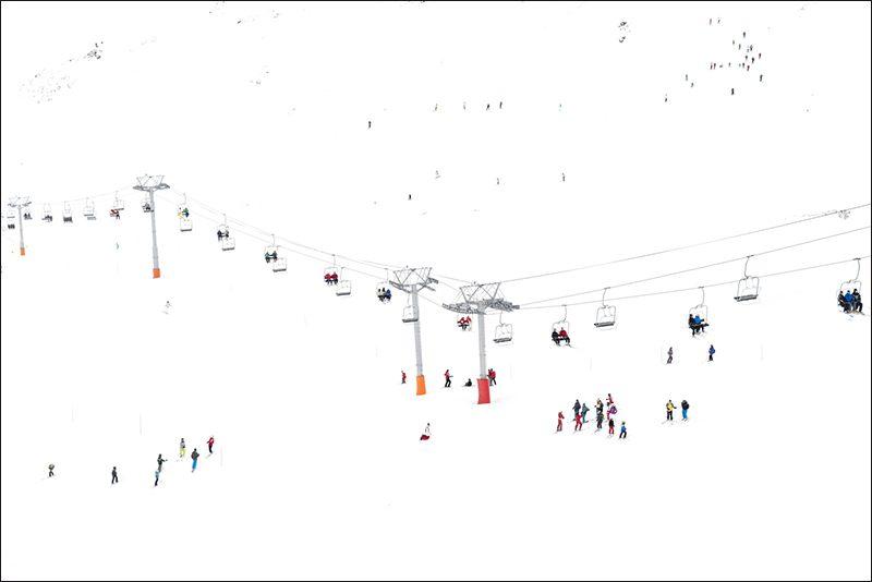 Skiers 4484