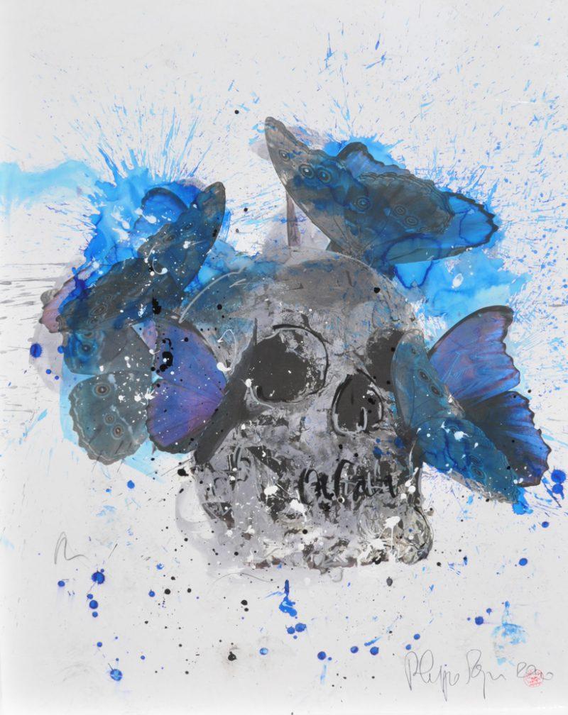 Vanité Bleu