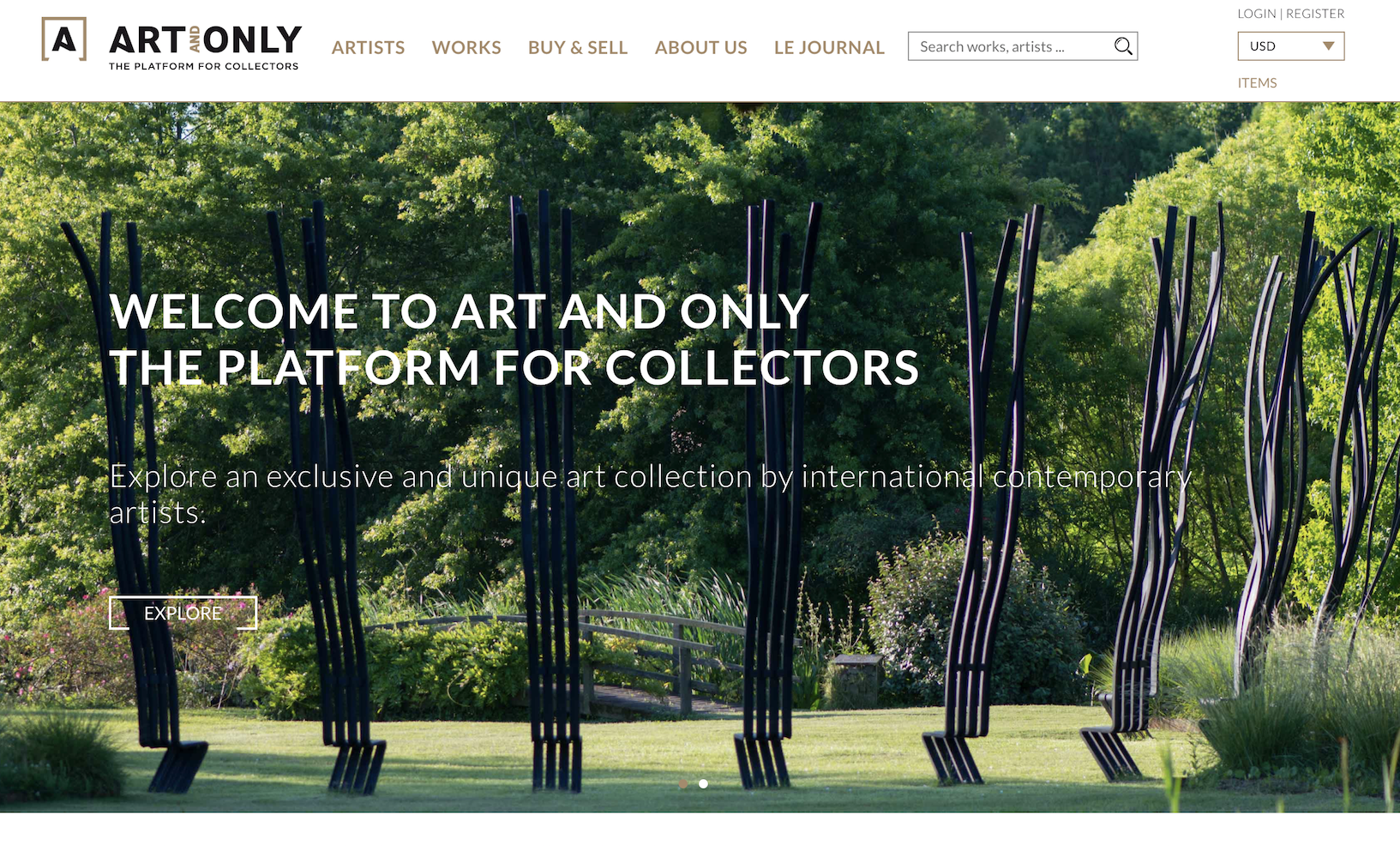 Find out the best places to buy art online artandonly for Places to sell art online