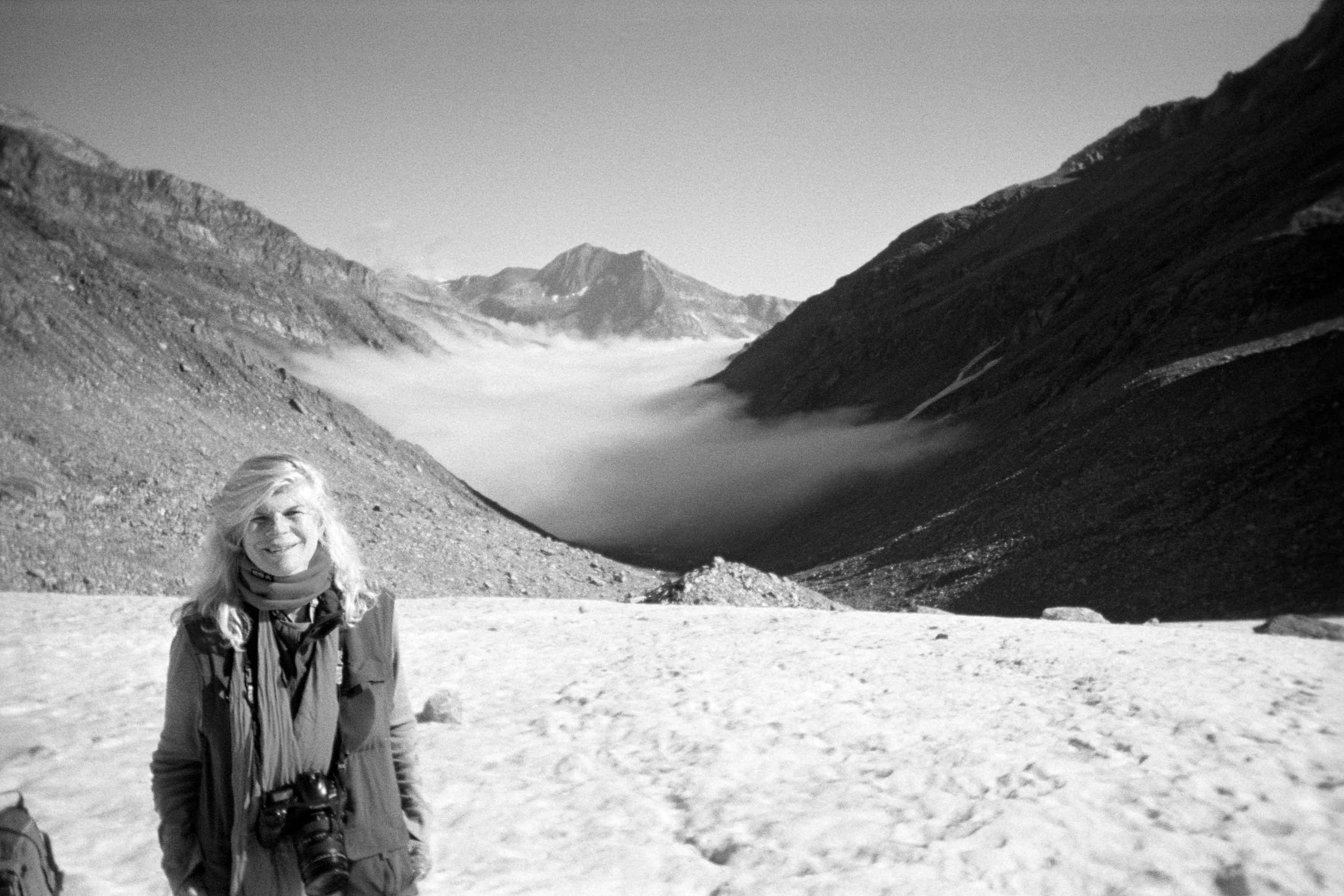 Julia Calfee Glaciers
