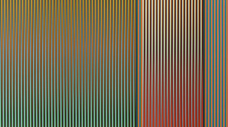 "Carlos Cruz-Diez brings ""constantly changing"" works to Art Basel 2016"