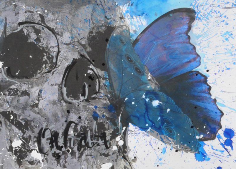 Two distinctive works of Philippe Pasqua