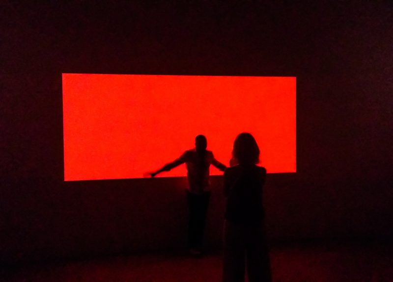 2016: Exhibition James Turrell: Inspire the Light