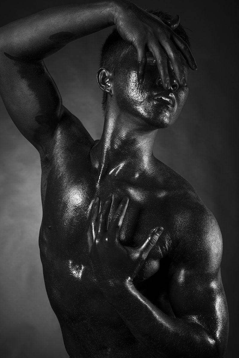 Black Nudes AJ2