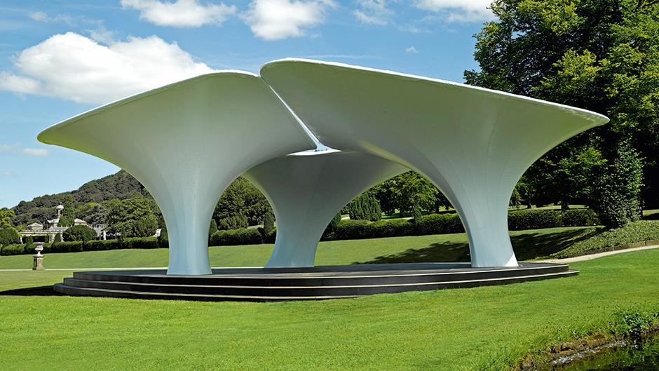 Zaha Hadid's sculptural Lilas