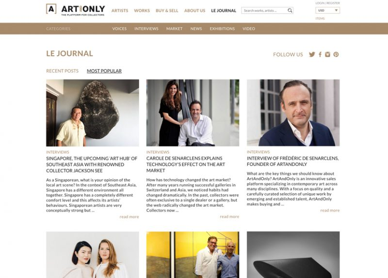 Updated! Best Online Resources for Art Collectors