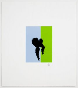 Robert Motherwell: St. Mark's (E.#273), 1980, Signed, Limited Edition Print