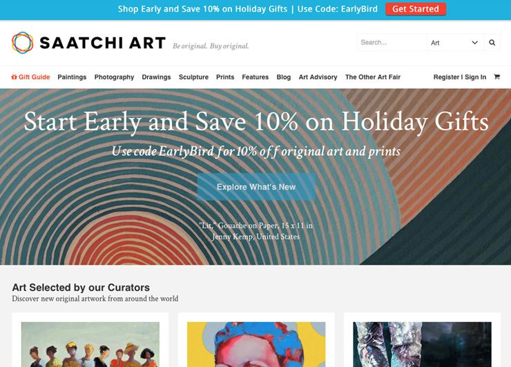 Best Online Contemporary Art Sites