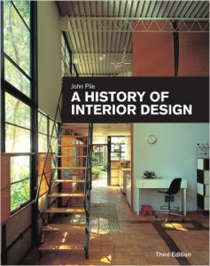 History of Interior Design by John Pile 2009