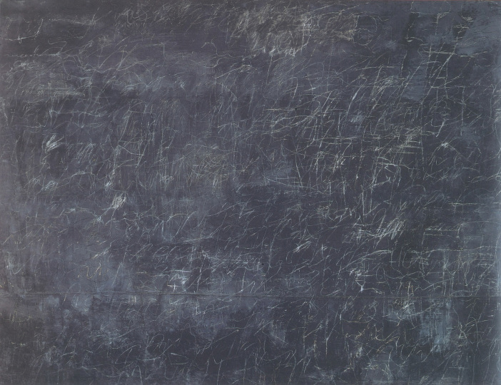 Panorama' 1955 © Cy Twombly Foundation