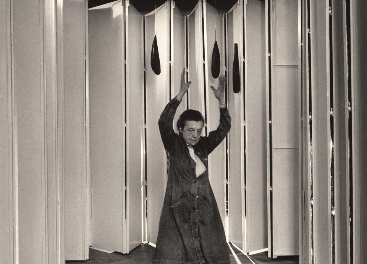 Louise Bourgeois, Structures of ...