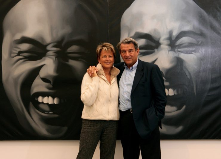 Guy and Myriam Ullens Foundation gives ...
