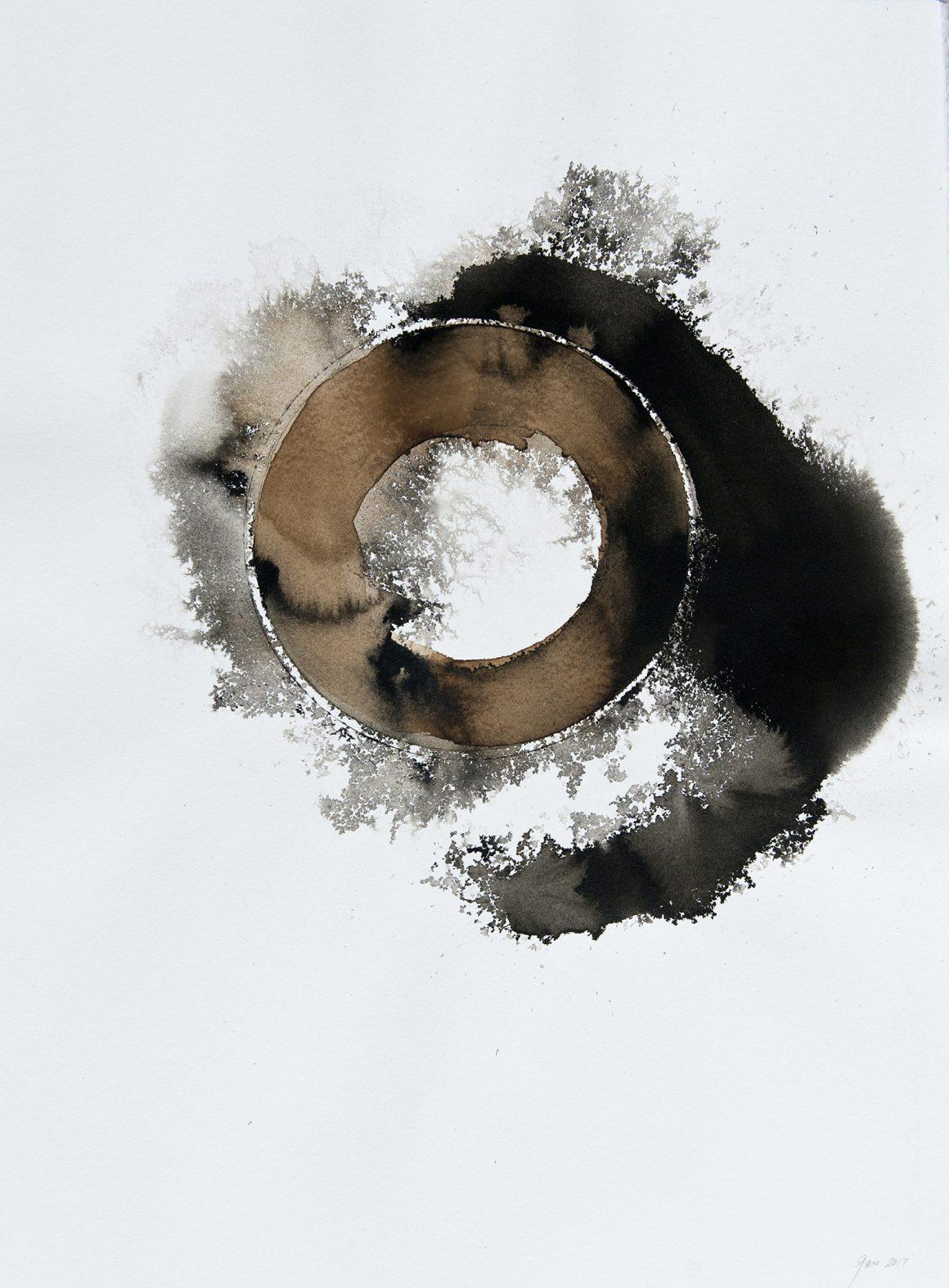 Cercle en équilibre II